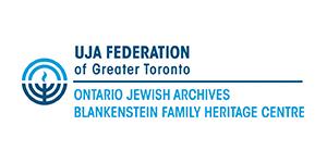 Ontario Jewish archives logo