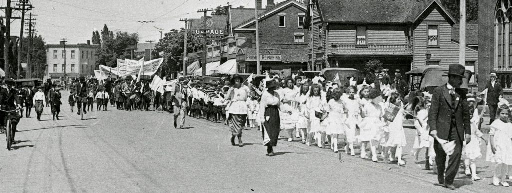 oja community parade