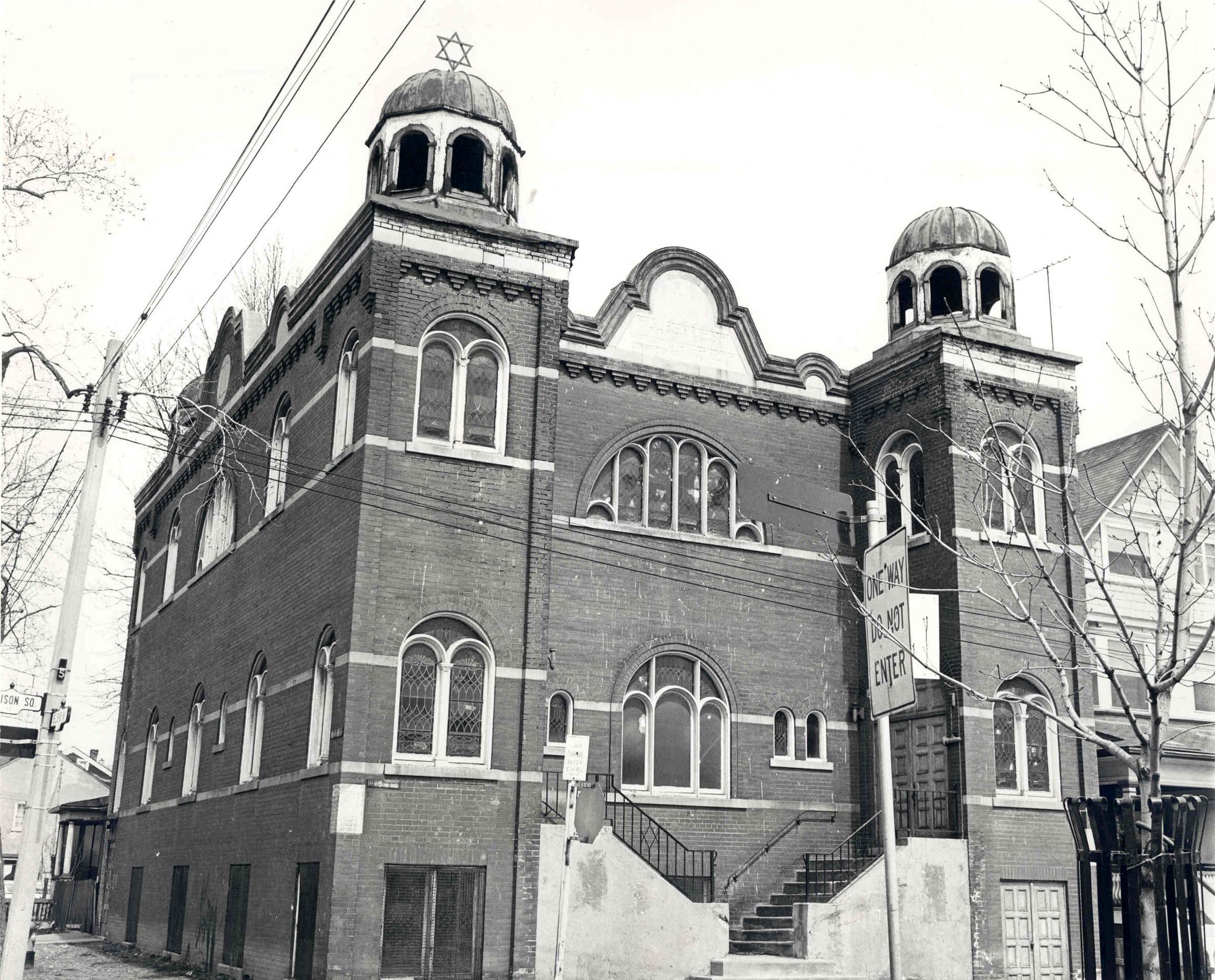 Kiever synagogue