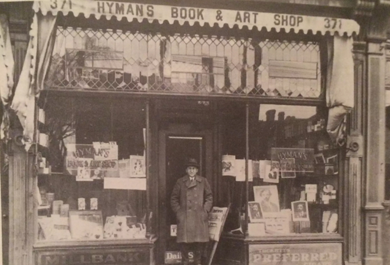 Hyman's Book and Arts Shop