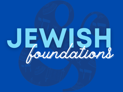 jewish foundations