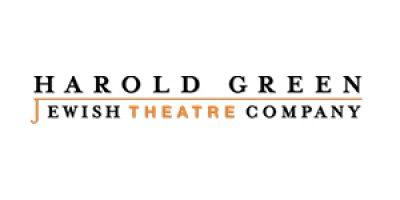 harold green jewish theatre company logo